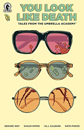 Tales from the Umbrella Academy: You Look Like Death #5