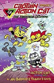Captain Action Cat: The Timestream Catastrophe #1: Digital Exclusive Edition