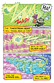Captain Action Cat: The Timestream Catastrophe #1 (of 4): Digital Exclusive Edition