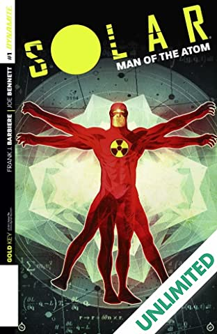 Solar: Man Of The Atom #1: Digital Exclusive Edition