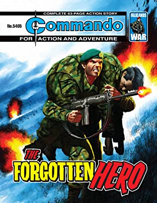 Commando #5405: The Forgotten Hero