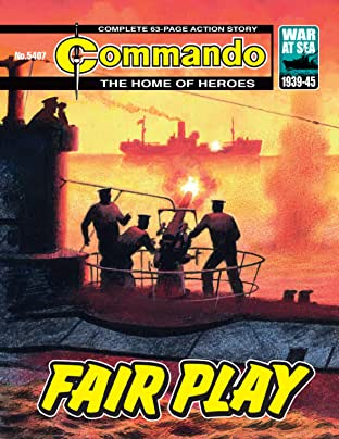 Commando #5407: Fair Play