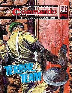 Commando #5408: Terror Team