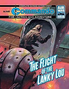 Commando #5409: The Flight Of The Lanky Lou