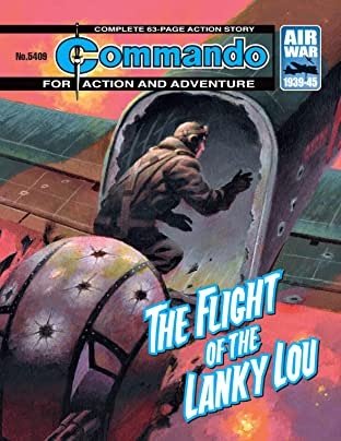 Commando #5409: The Flight Of The Lanky Lou