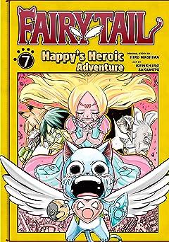 Fairy Tail: Happy's Heroic Adventure Vol. 7