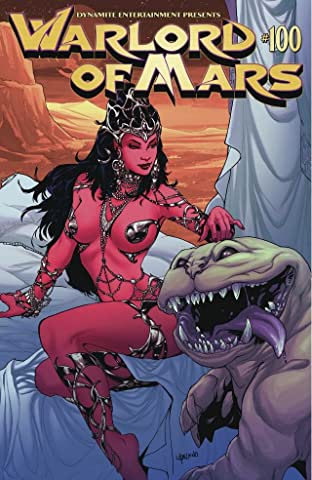 Warlord of Mars #100: Digital Exclusive Edition