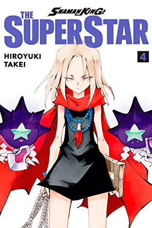 Shaman King: The Super Star Vol. 4