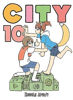 CITY Vol. 10