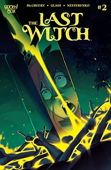 The Last Witch #2