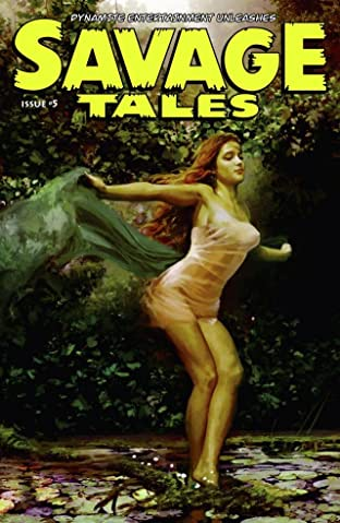 Savage Tales #5