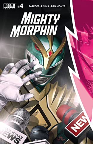 Mighty Morphin No.4