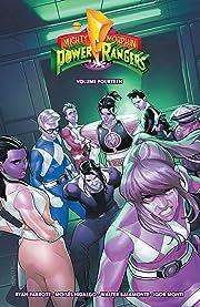 Mighty Morphin Power Rangers Vol. 14