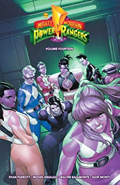 Mighty Morphin Power Rangers Vol. 14