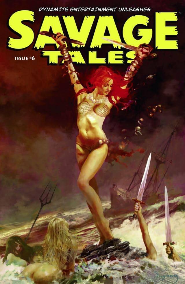 Savage Tales #6