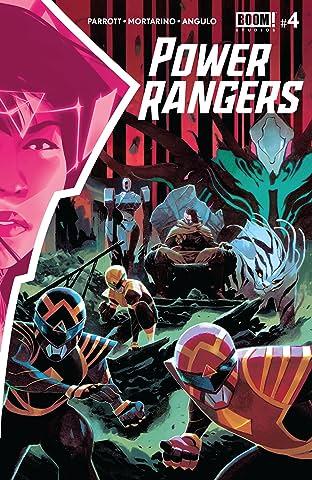 Power Rangers #4