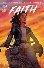 Buffy the Vampire Slayer: Faith #1