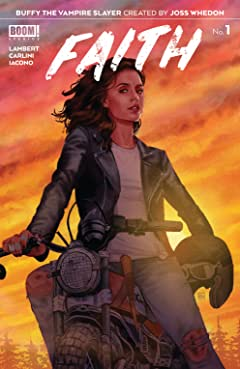 Buffy the Vampire Slayer: Faith No.1