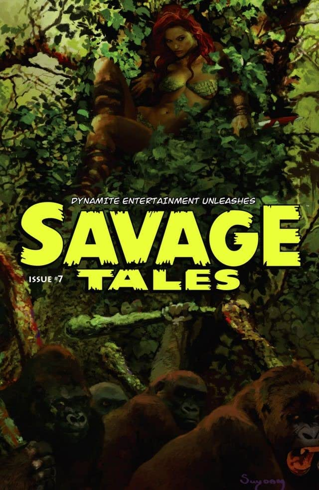 Savage Tales #7