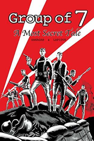 Group of 7 Tome 1: A Most Secret Tale