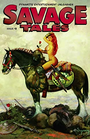 Savage Tales No.8
