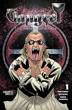 Gangrel the Vampire Warrior #1