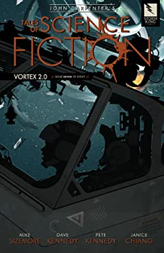 John Carpenter's Tales of Science Fiction: VORTEX 2.0 #7