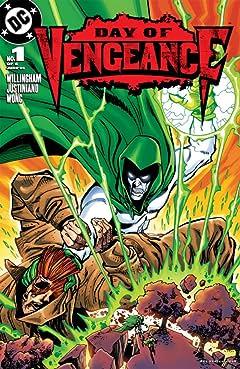 Day of Vengeance #1 (of 6)
