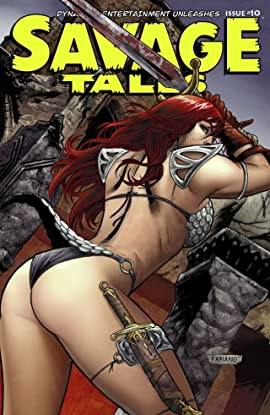 Savage Tales #10