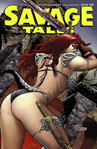 Savage Tales #10
