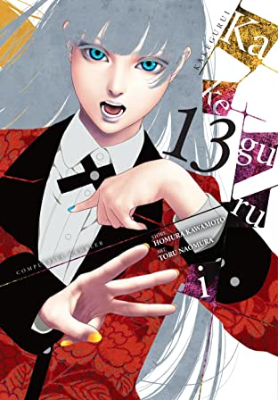 Kakegurui - Compulsive Gambler - Vol. 13