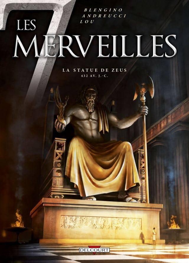Les 7 Merveilles: La Statue de Zeus