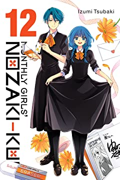 Monthly Girls' Nozaki-kun Vol. 12