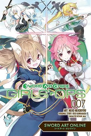 Sword Art Online: Girls' Ops Tome 7