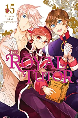 The Royal Tutor Vol. 15