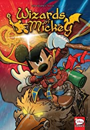 Wizards of Mickey Vol. 3