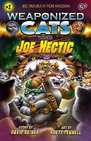 Weaponized Cats vs Joe Hectic #1