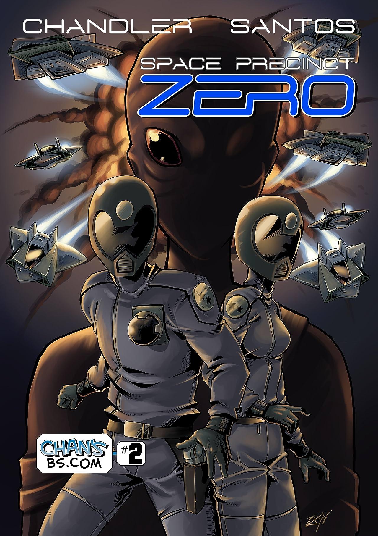 Space Precinct Zero #2