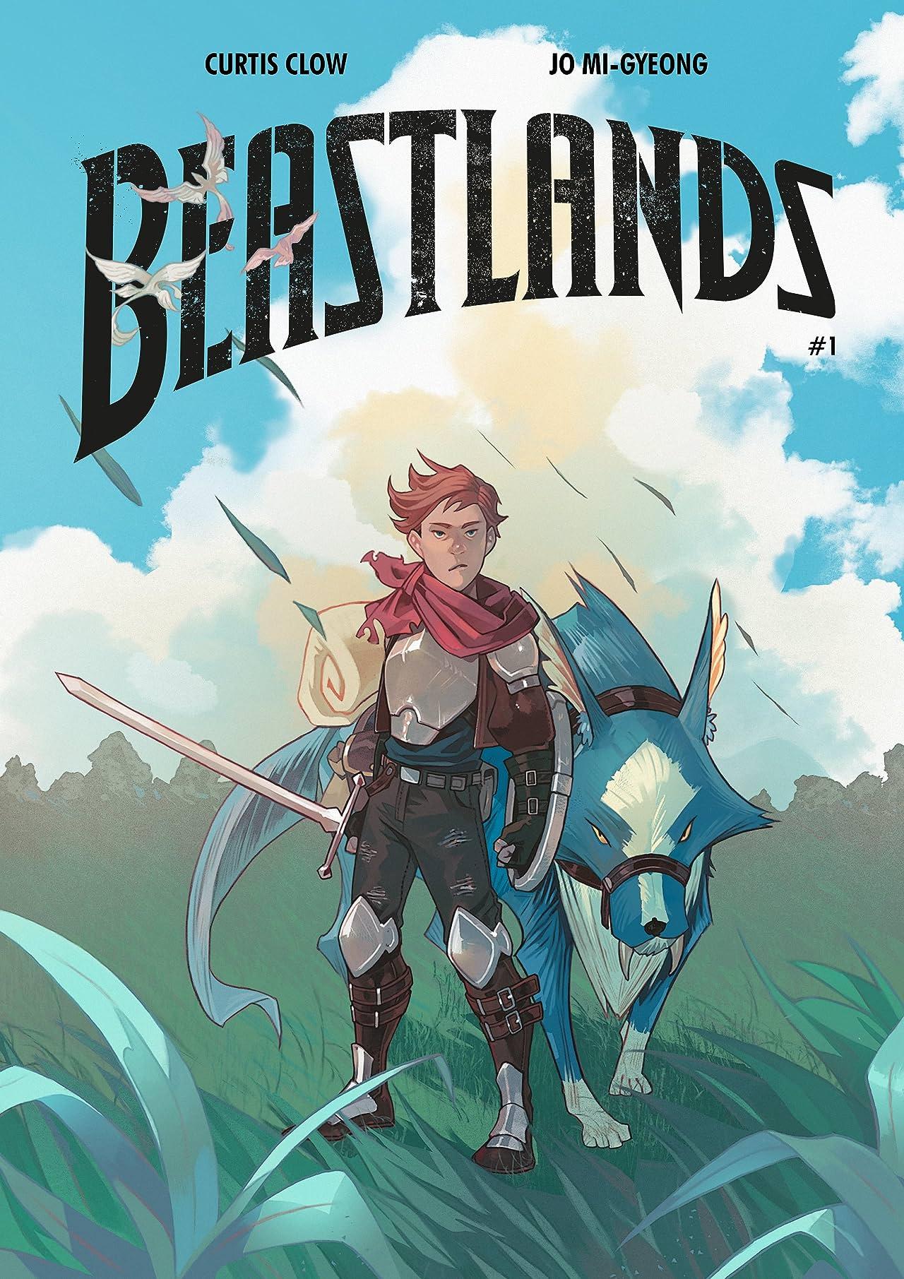 Beastlands No.1