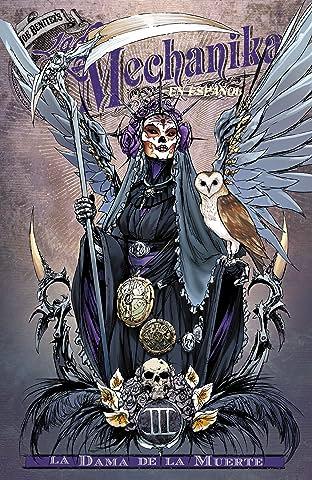 Lady Mechanika en Español: La Dama de la Muerte No.3