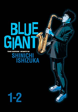 Blue Giant Omnibus Tome 1-2