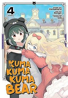 Kuma Kuma Kuma Bear Vol. 4
