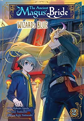The Ancient Magus' Bride: Wizard's Blue Vol. 2