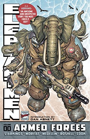 Elephantmen 2259 Vol. 00: Armed Forces