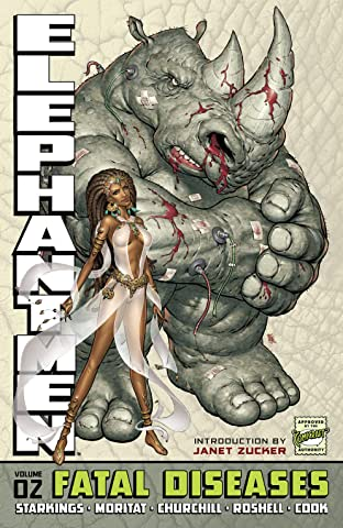 Elephantmen 2259 Vol. 2: Fatal Diseases