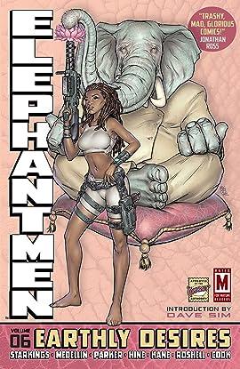 Elephantmen 2259 Vol. 6: Earthly Desires