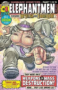 Elephantmen 2259 #1
