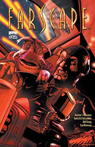 Farscape Vol. 4: Ongoing #17
