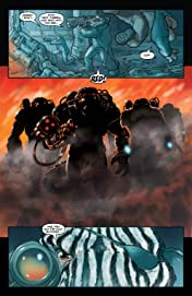 Elephantmen 2260 Tome 4: All Coming Evil