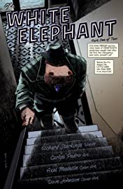 Elephantmen 2260 Tome 5: Up Close & Personal